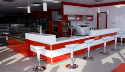 LukOil - WhiteRED - gas station